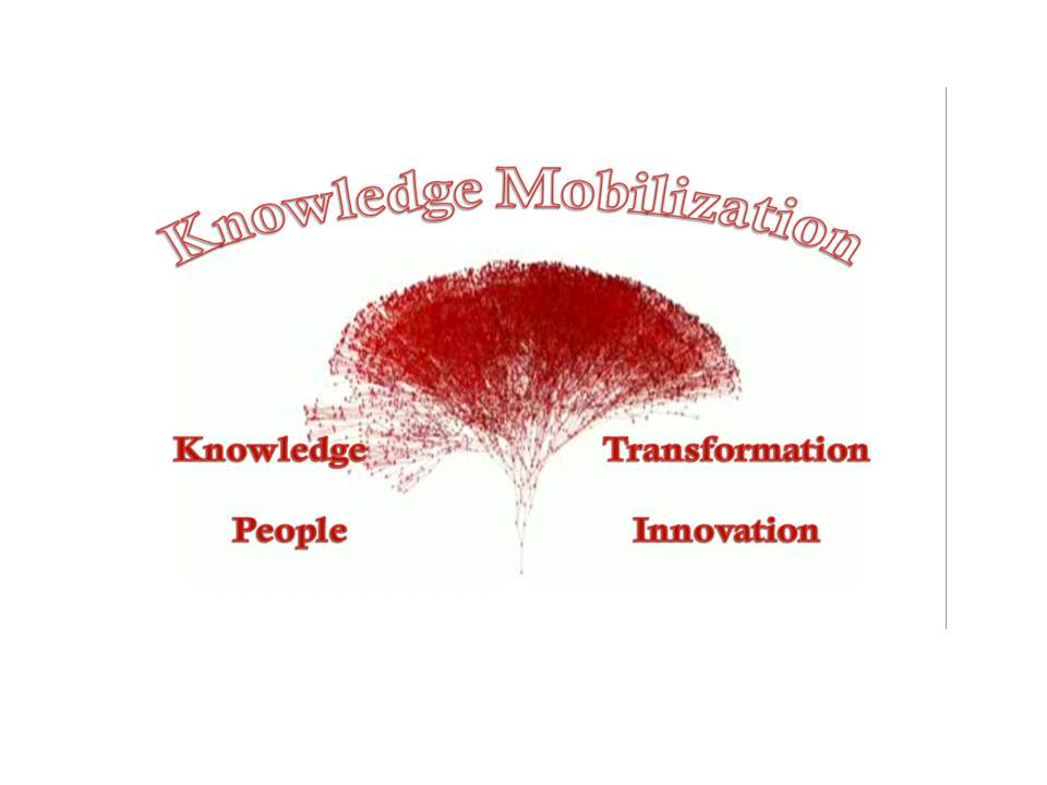 Knowledge Mobilization: Knowledge, People, Transformation and Innovation